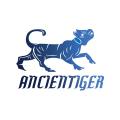 Ancient Tiger  logo