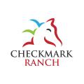 對號牧場Logo