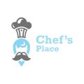 廚師的地方Logo