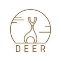鹿Logo
