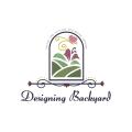 Designing Backyard  logo