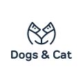 狗和貓Logo