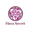 Flora Secret  logo