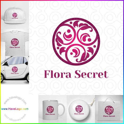 植物的秘密logo