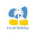 Fresh Holiday  logo