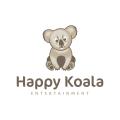 Happy Koala  logo