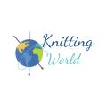 Knitting World  logo