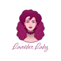 Lavender Lady  logo