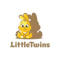 Little Twins  logo