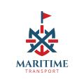 海上運輸Logo