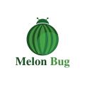 Melon Bug  logo