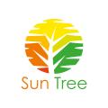 太陽樹Logo