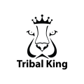 Tribal King  logo