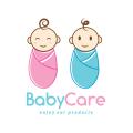 嬰兒零售Logo