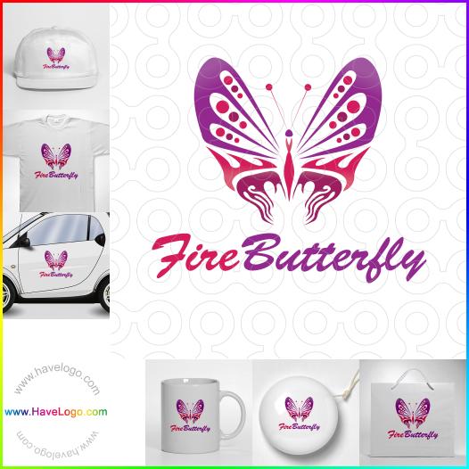 蜻蜓logo設計 - ID:52789