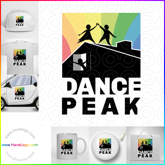 dancing logo - ID:17464