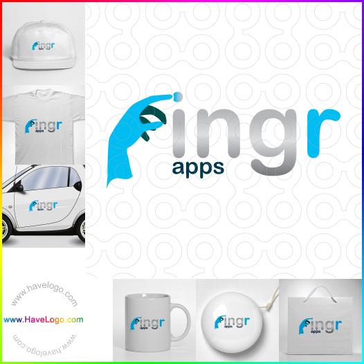 finger logo - ID:53040