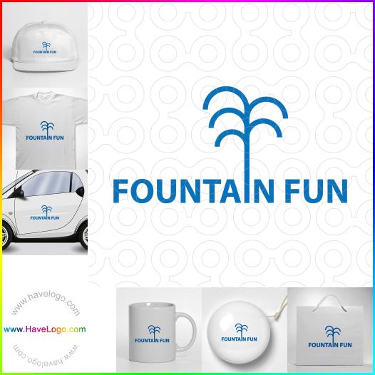 噴泉logo設計 - ID:162