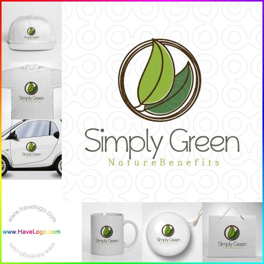 plant logo - ID:56904
