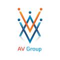 團隊協作Logo