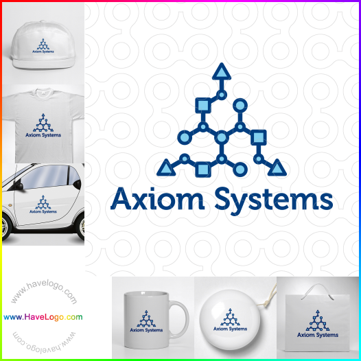 電子制造企業logo設計 - ID:17593