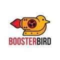 增壓的鳥Logo