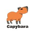 水豚Logo