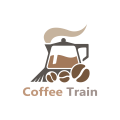 Coffee Train  logo