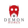 Demon Homes  logo