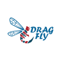 Drag Fly  logo