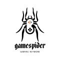 遊戲中的蜘蛛Logo