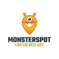 Monster Spot  logo