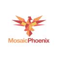 Mosaic Phoenix  logo