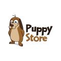 小狗店Logo