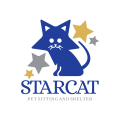 Star Cat  logo