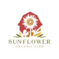 Sunflower Organic Farm  logo