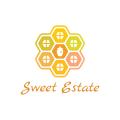 甜蜜的地產Logo