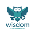 Wisdom Property Management  logo