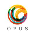 色彩鮮艷Logo