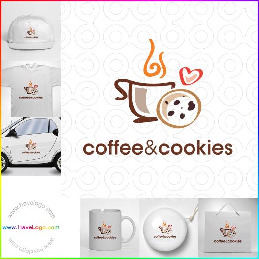 咖啡廳logo設計 - ID:35228