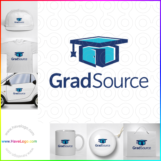 graduate logo - ID:17735