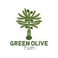 橄欖葉Logo