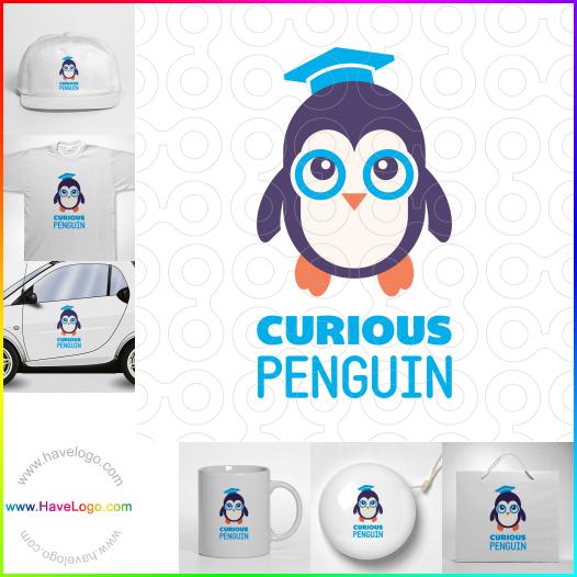 penguin logo - ID:45852