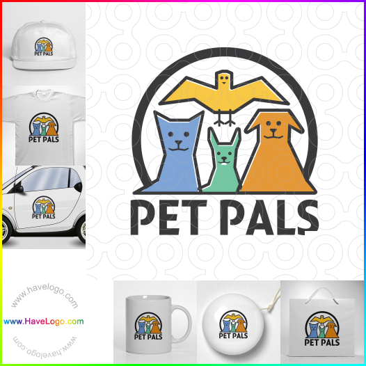 pet health logo - ID:35369
