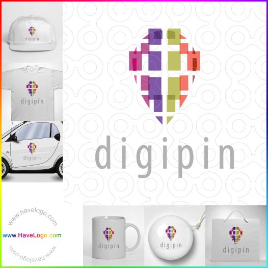 色彩艷麗logo設計 - ID:52828