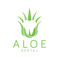 Aloe Dental  logo
