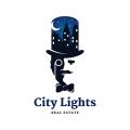 城市的燈光Logo