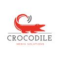 鱷魚媒體Logo