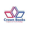 Crown Books  logo