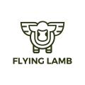 Flying Lamb  logo